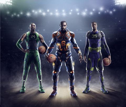 Kevin Durant Kobe Bryant LeBron James