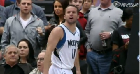 "Watch J.J. Barea Call Ray Allen a ""Fu**ing Pu**y"""