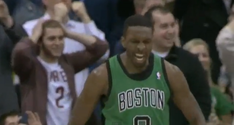 Watch Jeff Green Beat Cleveland on a Game-Winning Buzzer-Beater