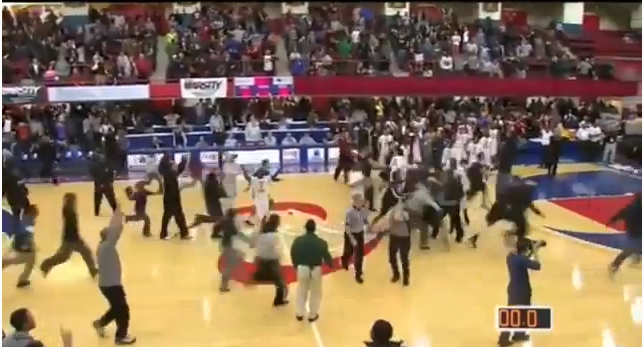 new york city high school buzzer beater