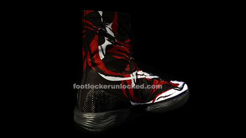 """The Air Jordan XX8 """"Bright Crimson"""" & """"Black/White/Red"""" R…"""