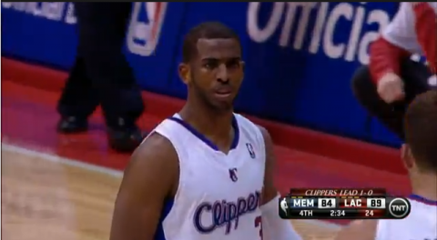 Point Guard Face Off: Highlights of Chris Paul Battling Mike Co…