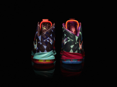 "The Special Edition Nike LeBron X ""What The MVP"""