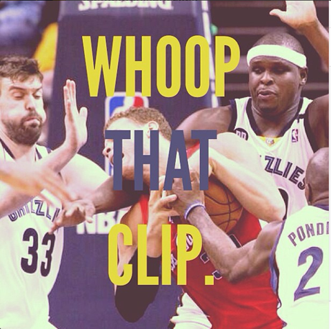 The Grizzlies Use Instagram To Troll Blake Griffin & The Cl…