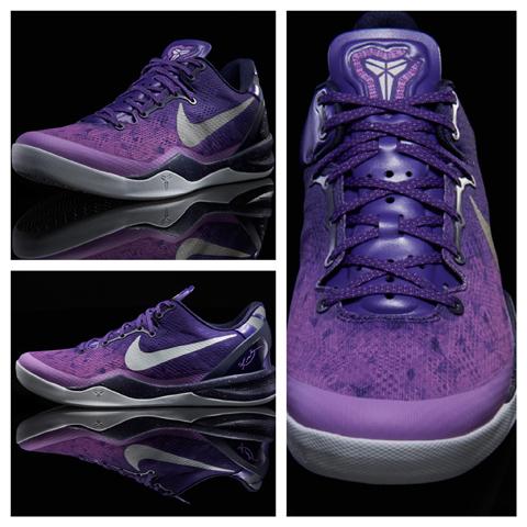Kobe 8 Purple