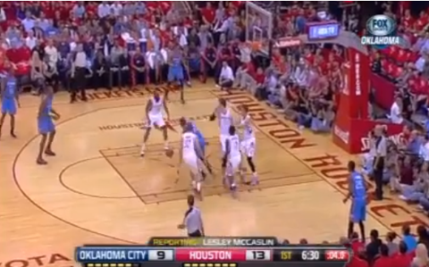 Here's The Blueprint For Houston On How To Stop Kevin Durant