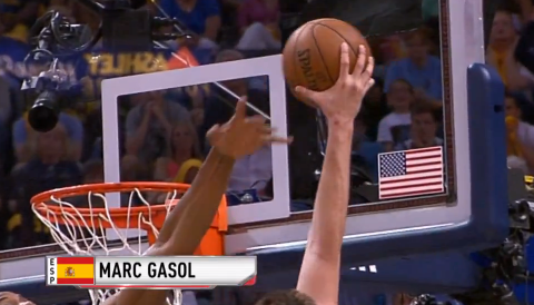 Marc Gasol Dunks All Over San Antonio