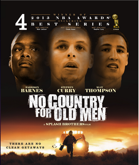 Awesome Golden State Warriors Reddit Fake Movie Poster
