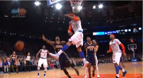 New York Knicks Block Party, Kawhi Leonard Dunks and the NBA Pl…