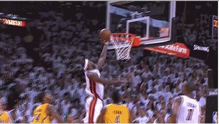 LeBron James' Buzzer-Beater Overtime Layup to Win Game 1; Nobod…