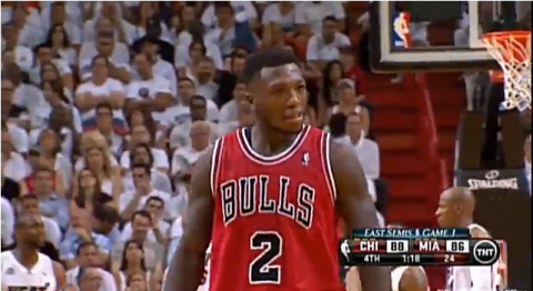 Nate Robinson's Two Fearless Game-Winning Shots Against the Mia…