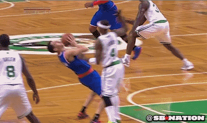 Pablo Prigioni and the Worst Flop of the NBA Playoffs