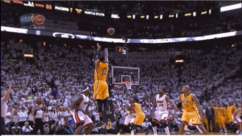 Paul George Drills a Huge Clutch Three to Send Game 1 to Overti…