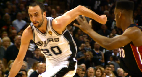 Here Are 34 Reasons Why Manu Ginobili Shouldn't Be Thinking Abo…