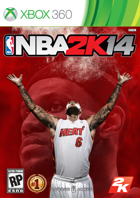 "Sneak Peek: NBA 2K14 ""LeBron Path To Greatness"" Mode"