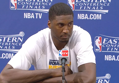 Roy Hibbert Gets Pissed About The Defensive Player Of The Year …