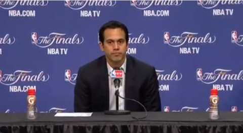 Jeff Van Gundy Thinks Erik Spoelstra is Going to the Hall of Fa…