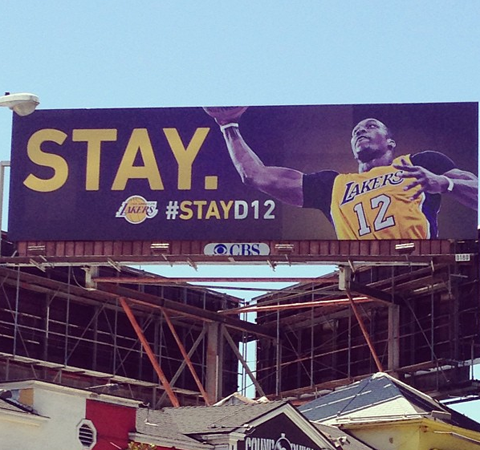 David Lee Trolls Los Angeles With Dwight Howard Instagram Pic
