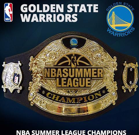 Watch Ian Clark Win MVP In The Las Vegas Summer League Final
