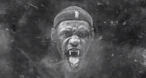 "LeBron James' ""Watch The Throne"" Video Gives Chills In Response…"