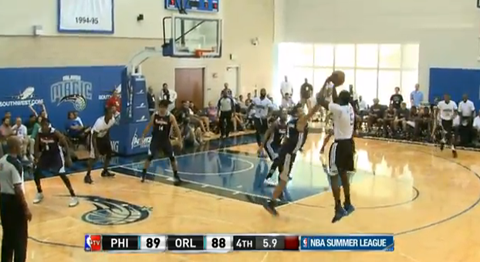 Victor Oladipo's Game-Winner At Summer League Shows Off His Imp…