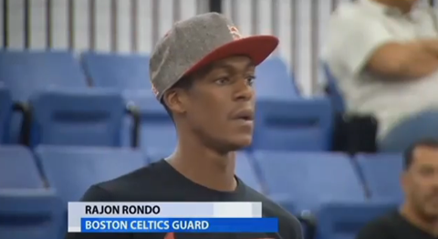 "Rajon Rondo: ""I Will Never Play For the Miami Heat"""