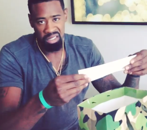 "DeAndre Jordan Shows Off His ""Stank Face"" On Instagram Video Af…"