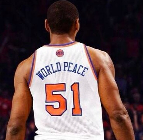 Metta World Peace To Change Name Again When He Joins The Knicks…