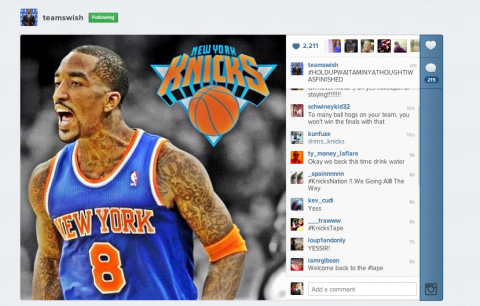 Report: J.R. Smith and Knicks Officially Agree on Free Agent De…