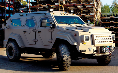 "J.R. Smith Buys $450,000 Armored Vehicle From ""Fast Five"" Movie"