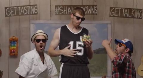 Spurs Forward Matt Bonner Stars In the Most Incredible Baby Car…