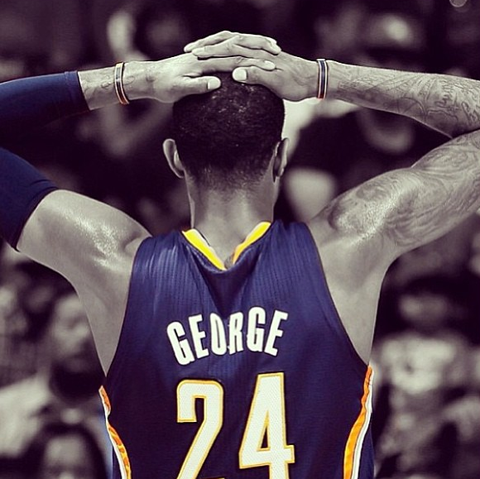 "Paul George Says He's Training To Be Indiana's ""No. 1 Guy"""