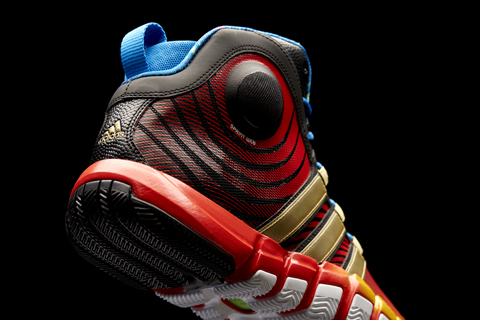 adidas Reveals Dwight Howard's New Sneaker: The D Howard 4