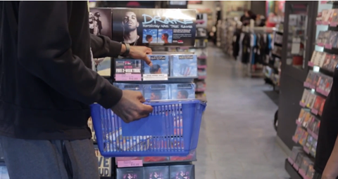 "Amir Johnson Buys Every Copy Of Drake's ""Nothing Was The Same"""