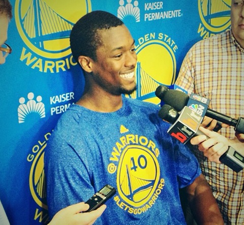 3 Reasons Harrison Barnes Should Be In The Dunk Contest