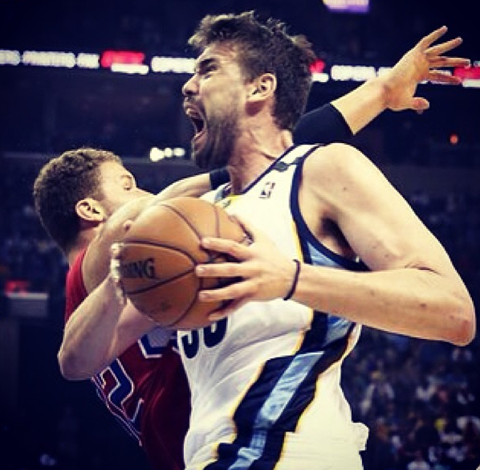 Center Marc Gasol Says The Grizzlies Will Play Faster Next Seas…