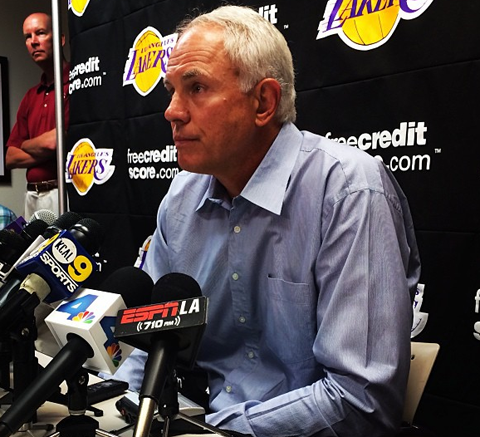 Lakers GM Mitch Kupchak Says No Coach Has Been Able To Control …