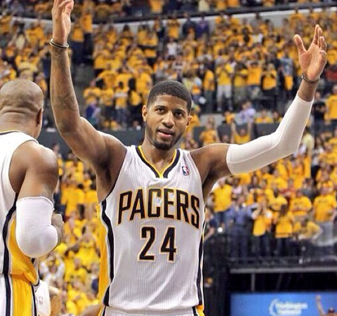 "Report: Paul George ""Finalizing"" Five-Year Max Contract Extensi…"