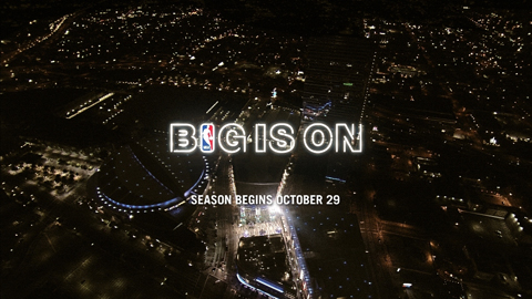 "Sneak Peek: NBA Launches New ""BIG is On"" TV Commercial"