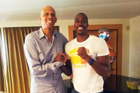 Kareem Abdul-Jabbar Says Dwight Howard Lacks The Basketball IQ …