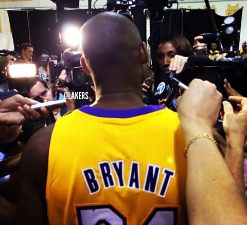 2013-14 NBA League Pass Alert Preview: Los Angeles Lakers