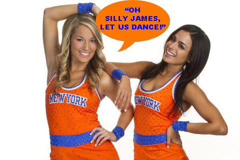 Knicks Owner James Dolan Doesn't Want The Knicks City Dancers D…