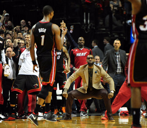 "Chris Bosh Overruled Coach Erik Spoelstra And ""Became A Prophet…"
