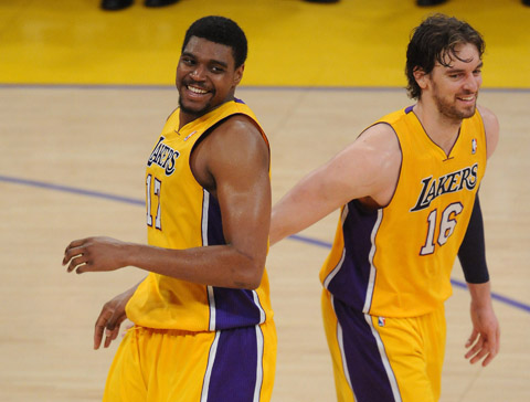 Report: Andrew Bynum For Pau Gasol Trade Has Sunday Deadline