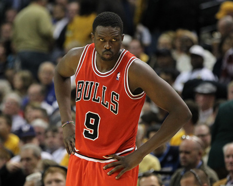 Report: Luol Deng Traded For Andrew Bynum & Picks