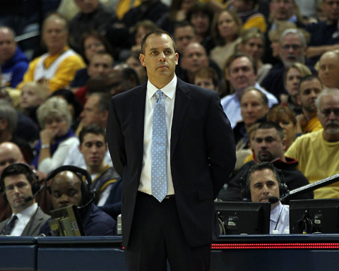 If Pacers Lose Tonight, Head Coach Frank Vogel Should Be Fired