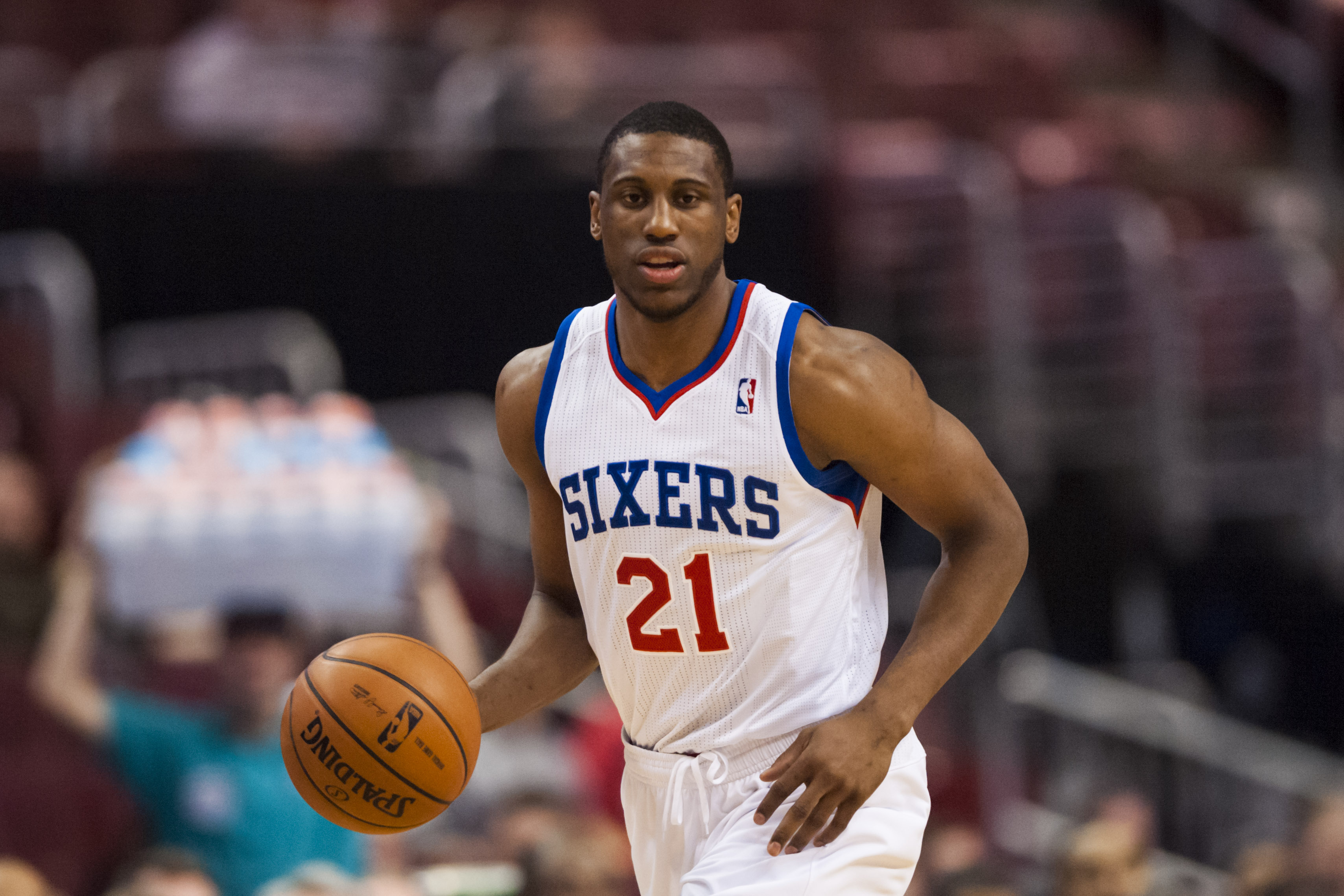 Thaddeus Young is the latest 76er to be dealt in the midst of a massive youth overhaul in Philly (Howard Smith, USA Today)