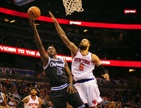 Dime Q&A: Tyson Chandler On The Struggling Knicks & His…