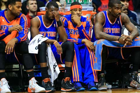 A 6-Step Guide To Fixing The New York Knicks