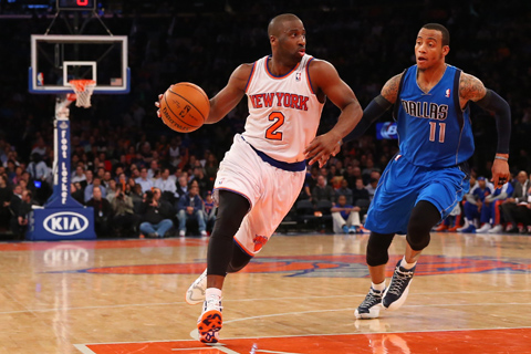 Knicks Guard Raymond Felton Arrested On 3 Gun Charges